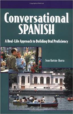 خرید کتاب اسپانیایی Conversational Spanish