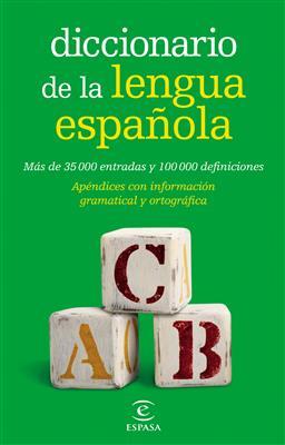 خرید کتاب اسپانیایی DICCIONARIO DA LA LENGUA ESPANOLA