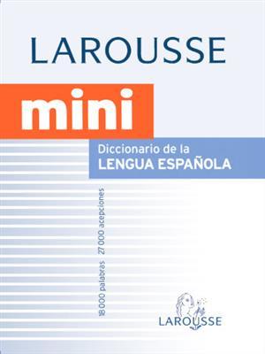 خرید کتاب اسپانیایی Diccionario Mini Larousse