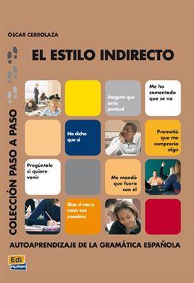 خرید کتاب اسپانیایی EL ESTILO INDIRECTO