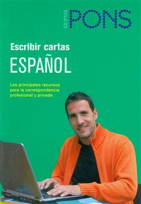 خرید کتاب اسپانیایی Escribir cartas Espanol