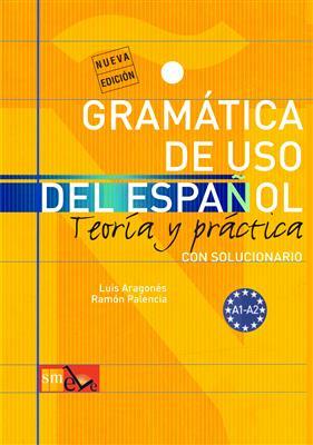 خرید کتاب اسپانیایی GRAMATICA DEL USO DEL ESPAÑOL A1-A2