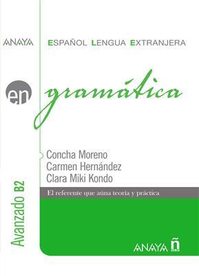 خرید کتاب اسپانیایی Gramatica Anaya. Nivel avanzado B2