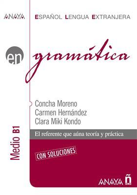 خرید کتاب اسپانیایی Gramatica Anaya. Nivel medio B1