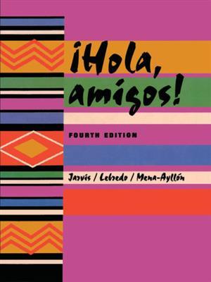 خرید کتاب اسپانیایی Ihola  amigos 4th edition