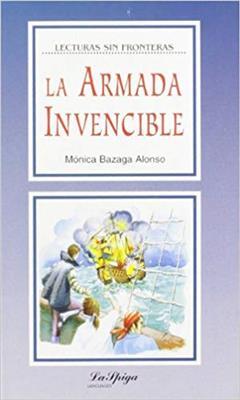 خرید کتاب اسپانیایی La Armada invencible