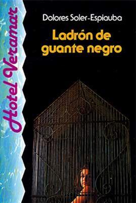 خرید کتاب اسپانیایی Ladron de guante negro