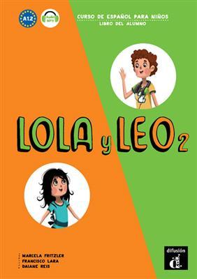 خرید کتاب اسپانیایی Lola y Leo 2