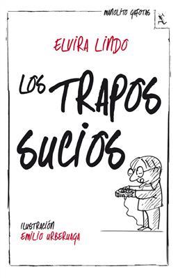 خرید کتاب اسپانیایی Los trapos sucios