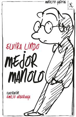 خرید کتاب اسپانیایی MEJOR MANOLO