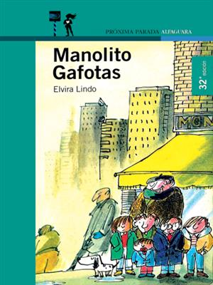 خرید کتاب اسپانیایی Manolito Gafotas