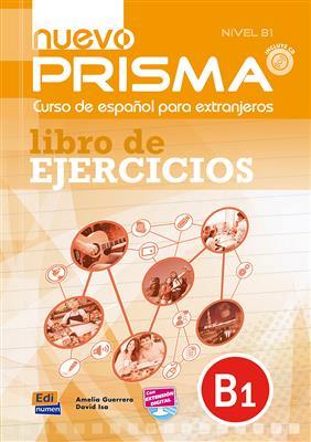 خرید کتاب اسپانیایی Nuevo Prisma B1-Libro de ejercicios Suplementarios