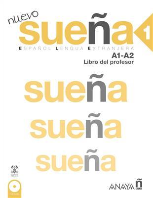خرید کتاب اسپانیایی Nuevo Suena 1 Libro del Profesor (A1-A2)