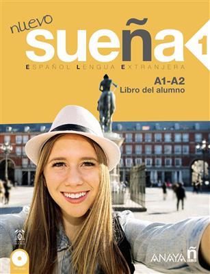 خرید کتاب اسپانیایی Nuevo Suena 1. Libro del Alumno A1-A2