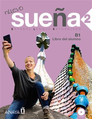 خرید کتاب اسپانیایی Nuevo Suena 2. Libro del Alumno B1