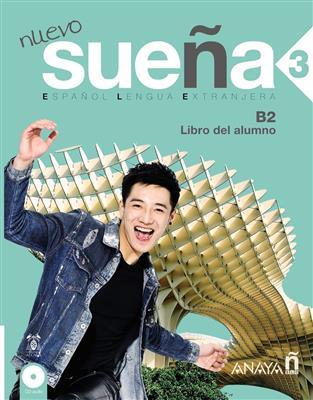 خرید کتاب اسپانیایی Nuevo Suena 3. Libro del Alumno B2
