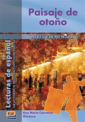 خرید کتاب اسپانیایی Paisaje de otono: Nivel Elemental 2