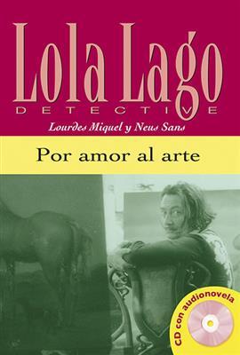 خرید کتاب اسپانیایی Por amor al arte