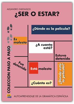 خرید کتاب اسپانیایی Ser o estar? (Lernmaterialien)