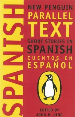خرید کتاب اسپانیایی Short Stories in Spanish : New Penguin Parallel Texts