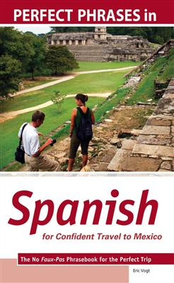 خرید کتاب اسپانیایی Spanish for confident travel to mexico