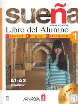 خرید کتاب اسپانیایی Suena 1 - A1-A2