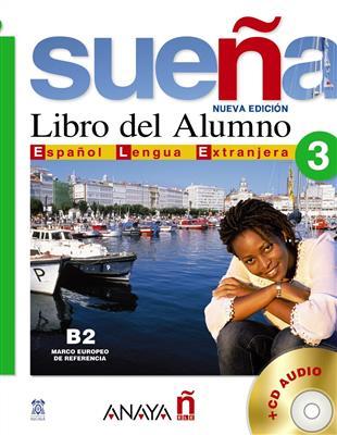 خرید کتاب اسپانیایی Suena 3 - B2