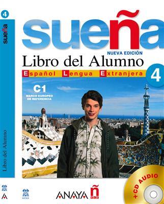 خرید کتاب اسپانیایی Suena 4 - C1
