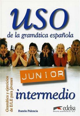 خرید کتاب اسپانیایی USO JUNIOR. NIVEL INTERMEDIO. LIBRO DEL ALUMNO