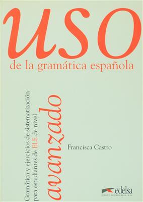 خرید کتاب اسپانیایی USO de la gramatica espanola avanzado