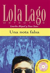 خرید کتاب اسپانیایی Una nota falsa