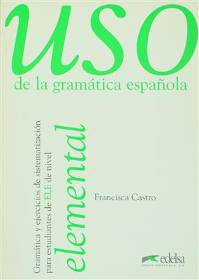خرید کتاب اسپانیایی Uso de la gramatica espanola elemental