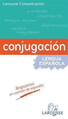 خرید کتاب اسپانیایی conjugacion de la lengua spanola