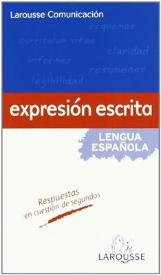 خرید کتاب اسپانیایی expresion escrita
