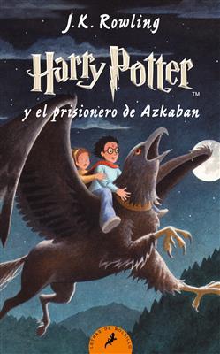 خرید کتاب اسپانیایی harry potter y el prisionero de azkaban