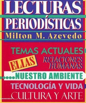 خرید کتاب اسپانیایی lecturas periodisticas