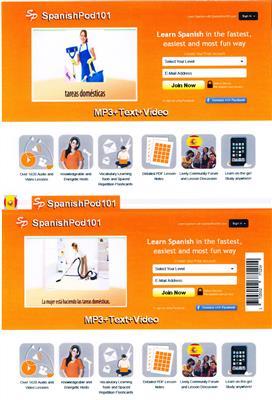 خرید کتاب اسپانیایی spanish pod 101