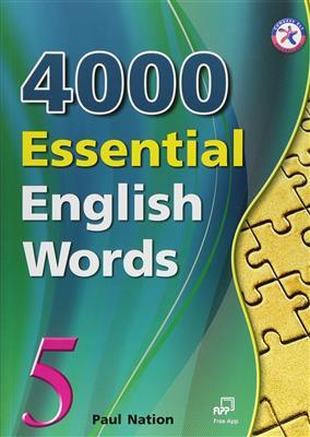 خرید کتاب انگليسی 4000 Essential English Words
