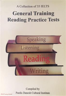 خرید کتاب انگليسی A Collection of 35 IELTS General Training Reading Practice Tests