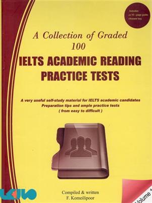 خرید کتاب انگليسی A Collection of Graded 100 IELTS Academic Reading-Volume 1