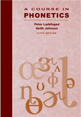 خرید کتاب انگليسی A Course In Phonetics 6th+CD