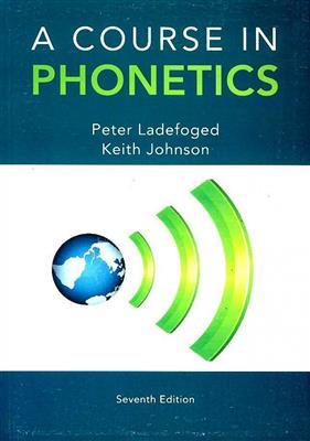 خرید کتاب انگليسی A Course In Phonetics 7th+CD