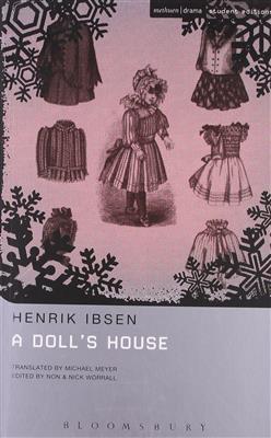 خرید کتاب انگليسی A Dolls House-Full Text