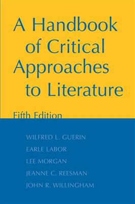 خرید کتاب انگليسی A Handbook of Critical Approaches to Literature 5th edition