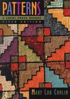 خرید کتاب انگليسی A Patterns A Short Prose Reader 5TH