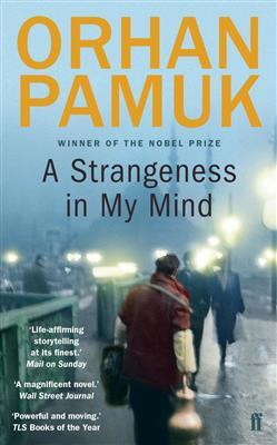 خرید کتاب انگليسی A Strangeness in My Mind-Full Text