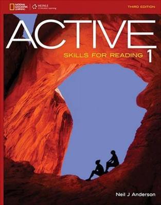 خرید کتاب انگليسی ACTIVE Skills for Reading 1 (3rd)+CD