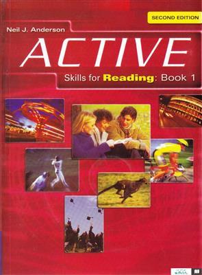 خرید کتاب انگليسی ACTIVE Skills for Reading 1+CD