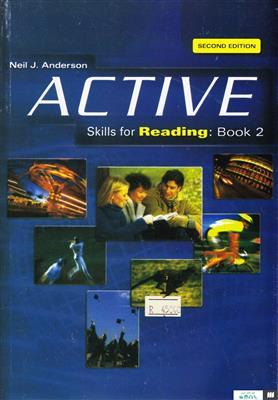 خرید کتاب انگليسی ACTIVE Skills for Reading 2+CD