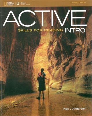 خرید کتاب انگليسی ACTIVE Skills for Reading Intro (3rd)+CD
